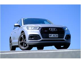 Audi SQ5 260kW TFSI quattro 2019