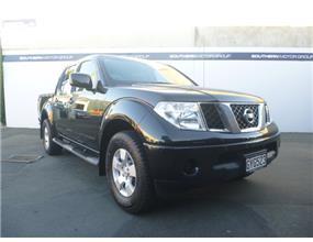 Nissan Navara D/C ST 2.5 4x4 2013