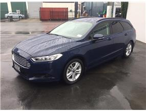 Ford Mondeo AMBIENTE WGN PETROL 2017