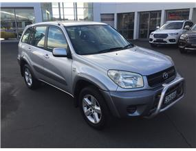 Toyota RAV4 Manual 4WD NZ NEW 2003