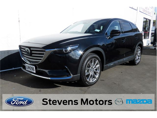 Who Owns Mazda >> Mazda Cx 9 Ltd 2018 The Colonial Motor Company Limited Cmc Owns