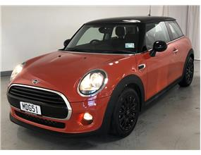 Mini Hatch Cooper 2019 Approved Used Mini Mini New Zealand