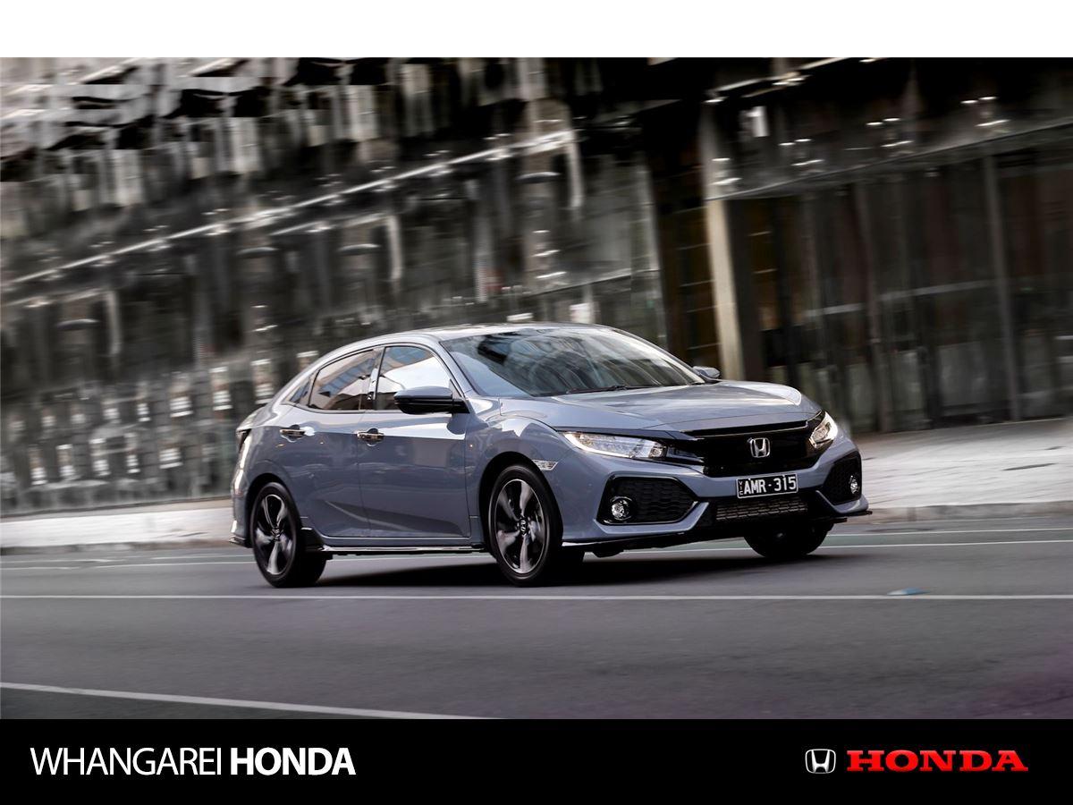 Honda Civic RS Sport Turbo 2018 - Motoring Network, New Zealand\'s ...