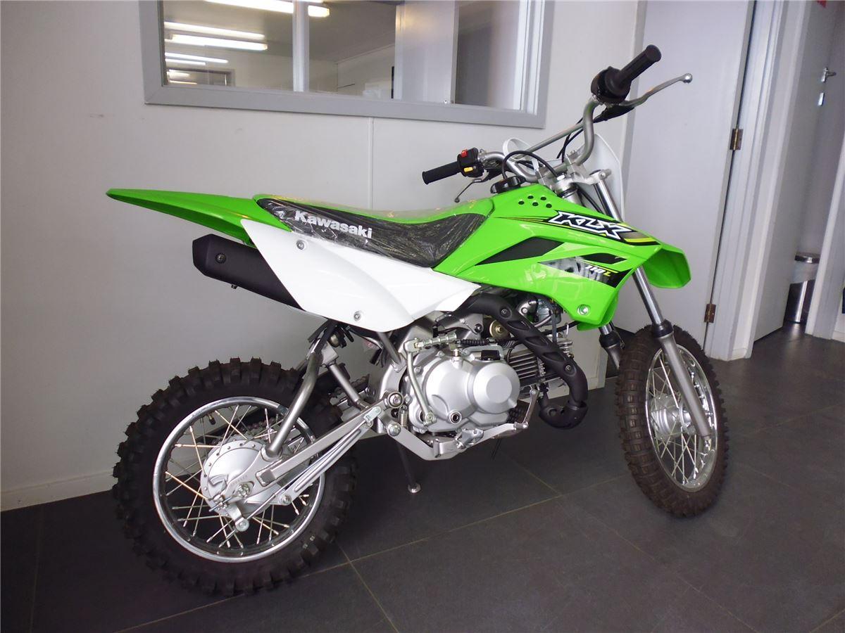 Kawasaki Klx110l Demo Special 2019 Whyteline Limited